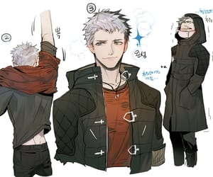 anime, boy, and devil may cry image