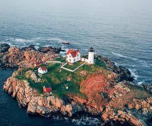 aerial photography, aerial view, and Atlantic image