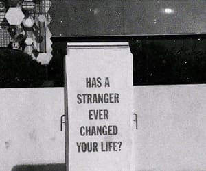 life, love, and strangers image