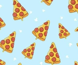 pizza, wallpaper, and cute image