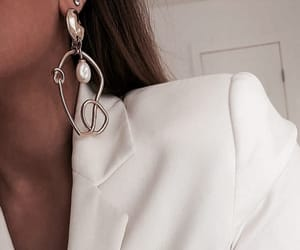 accessories, earring, and girl image