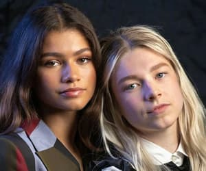 zendaya, hunter schafer, and euphoria image