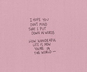 quotes, song, and Lyrics image