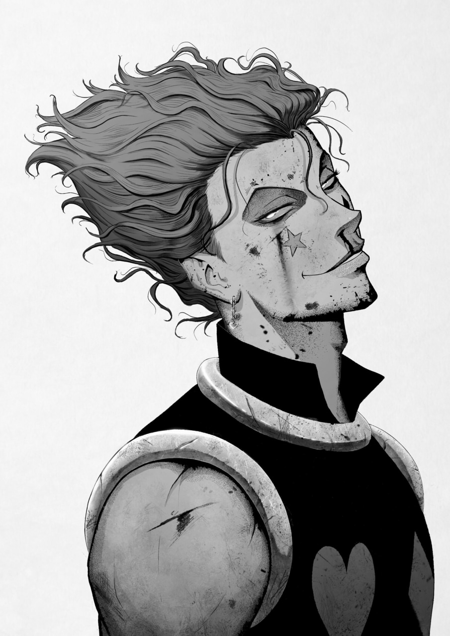 Hisoka Morow The Magician On We Heart It