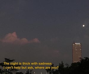 ask, lonely, and missing you image