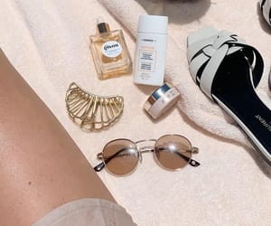 beach, Chick, and trendy image