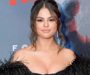 red carpet, selena gomez, and movie premiere image