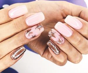 art, manicure, and beauty image