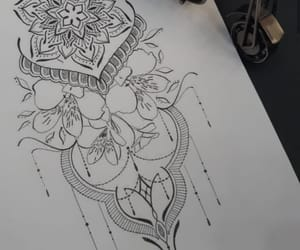 Espalda, tatto, and grande image
