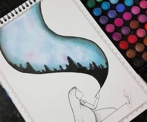 art, arte, and desenho image