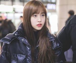 girl, idol, and JYP image