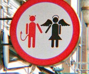 alternative, angel, and Devil image