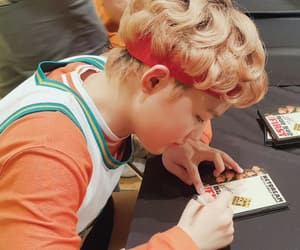 boy, chenle, and kpop image