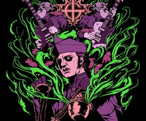 tobias forge, ghost bc, and namelessghouls image
