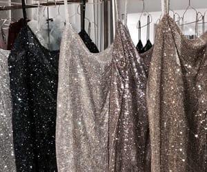 chic, closet, and dress image