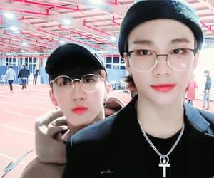 gif, stray kids, and hyunjin image