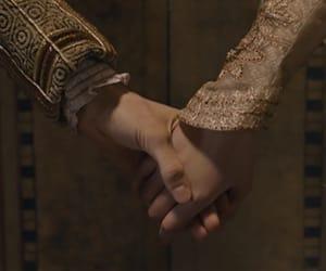 drama, dress, and hands image