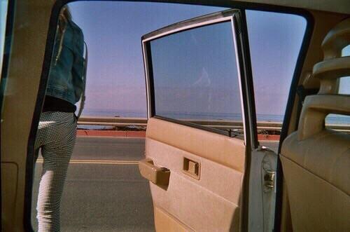car, indie, and vintage image