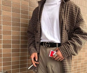 aesthetic, cigarette, and fashion image