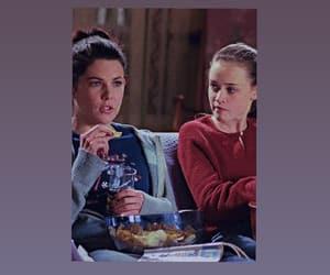 gilmore girls, tv series, and una mamma per amica image
