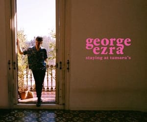 album, music, and george ezra image