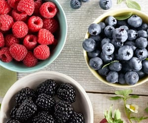berry, dessert, and diet image