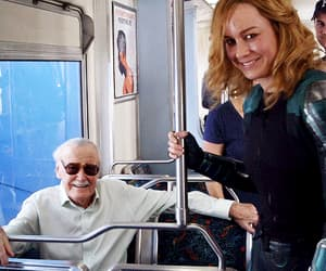 gif, Marvel, and stan lee image