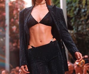 fashion, runway, and Versace image
