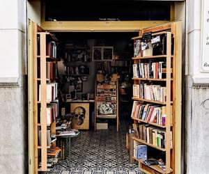 books, bookstore, and Libary image