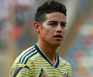 football, james rodriguez, and copa america image