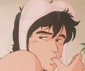 anime, boy, and city hunter image