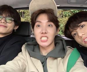 jungkook, hoseok, and taehyung image