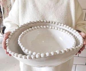 art, ceramics, and white image