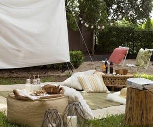 backyard and outdoor living image