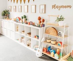 room decor, room interior, and kids playroom image