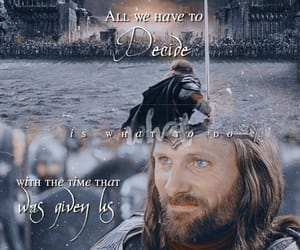 aesthetic, aragorn, and fandom image