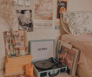 90s, bedroom, and home image