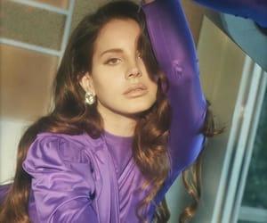 lana del rey, purple, and aesthetic image