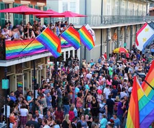 new orleans, pride, and 2019 pride image