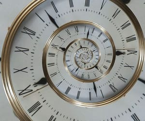 clock and aesthetic image