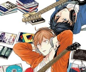 anime and given image