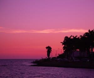 adventure, pink, and purple image