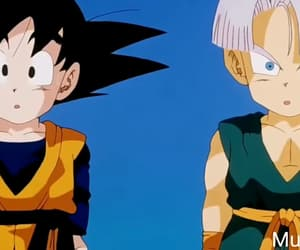 fusion, kids, and goten image