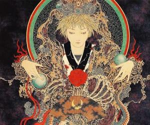 Takato Yamamoto, art, and skull image