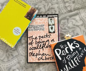book, books, and stephen chbosky image