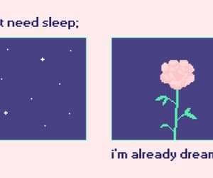 pixel art, sayings, and cute image