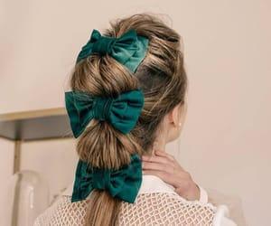 lazos, belleza, and hair image
