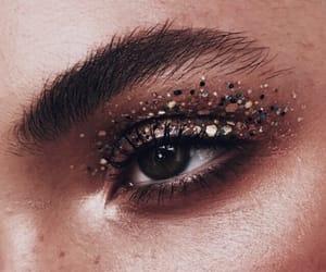 glitter, beauty, and makeup image