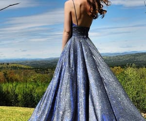 beauty, bling, and dress image