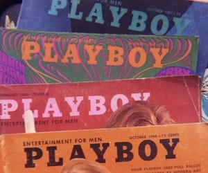 Playboy, 60s, and 70s image